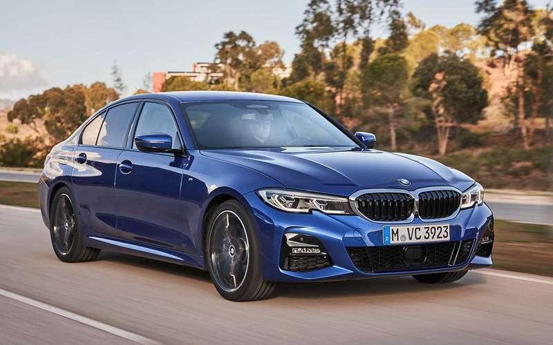 Стали известны цены нановую «трешку» BMW— дорого!
