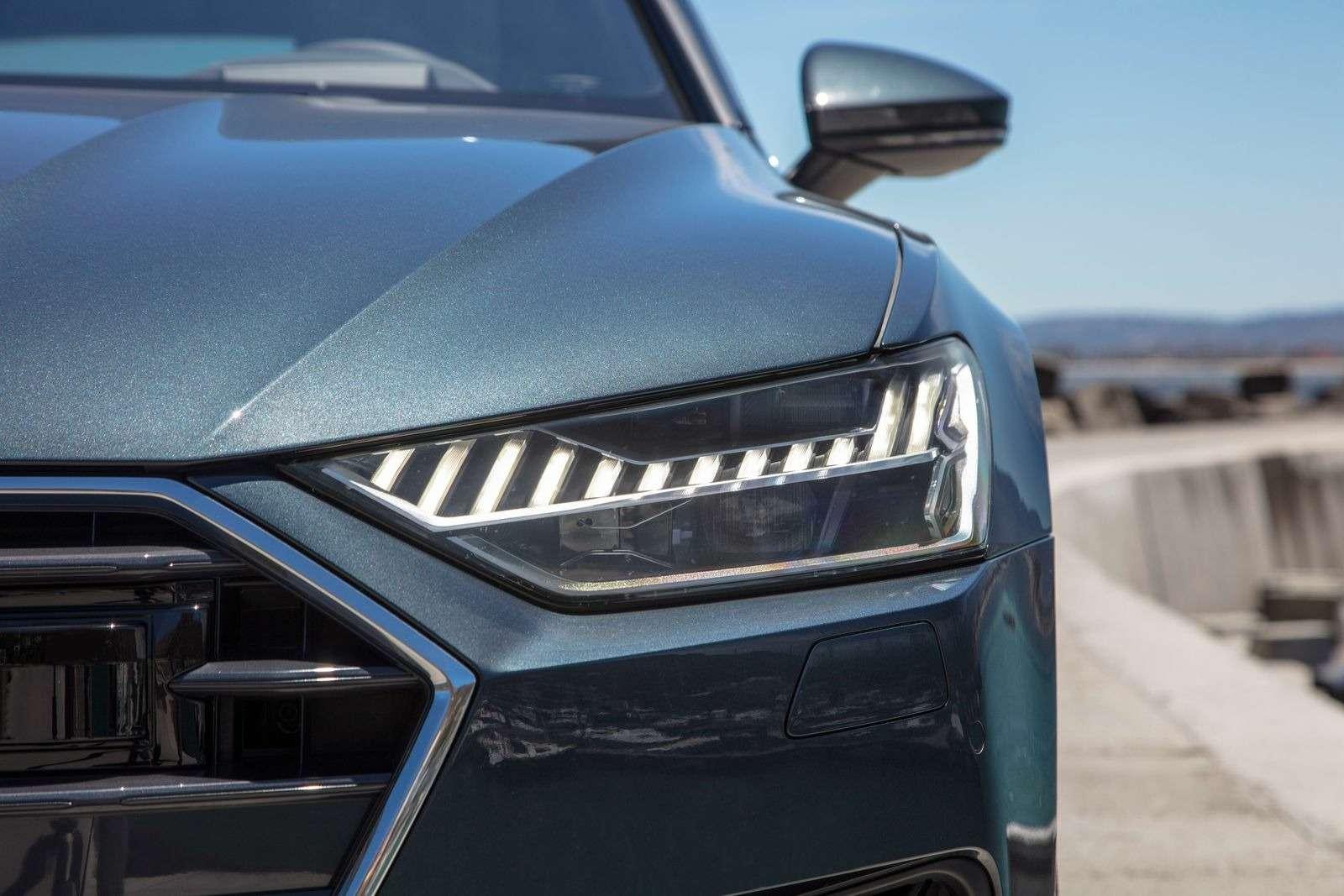 Новый Audi A7Sportback вРоссии: от4320000 рублей— фото 876036