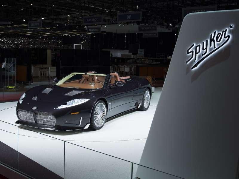 Неожиданный поворот: Spyker переходит надвигатели… Koenigsegg