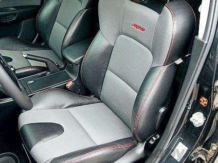 Комплектация Mazda 3: три пишем, пять вуме— фото 89684