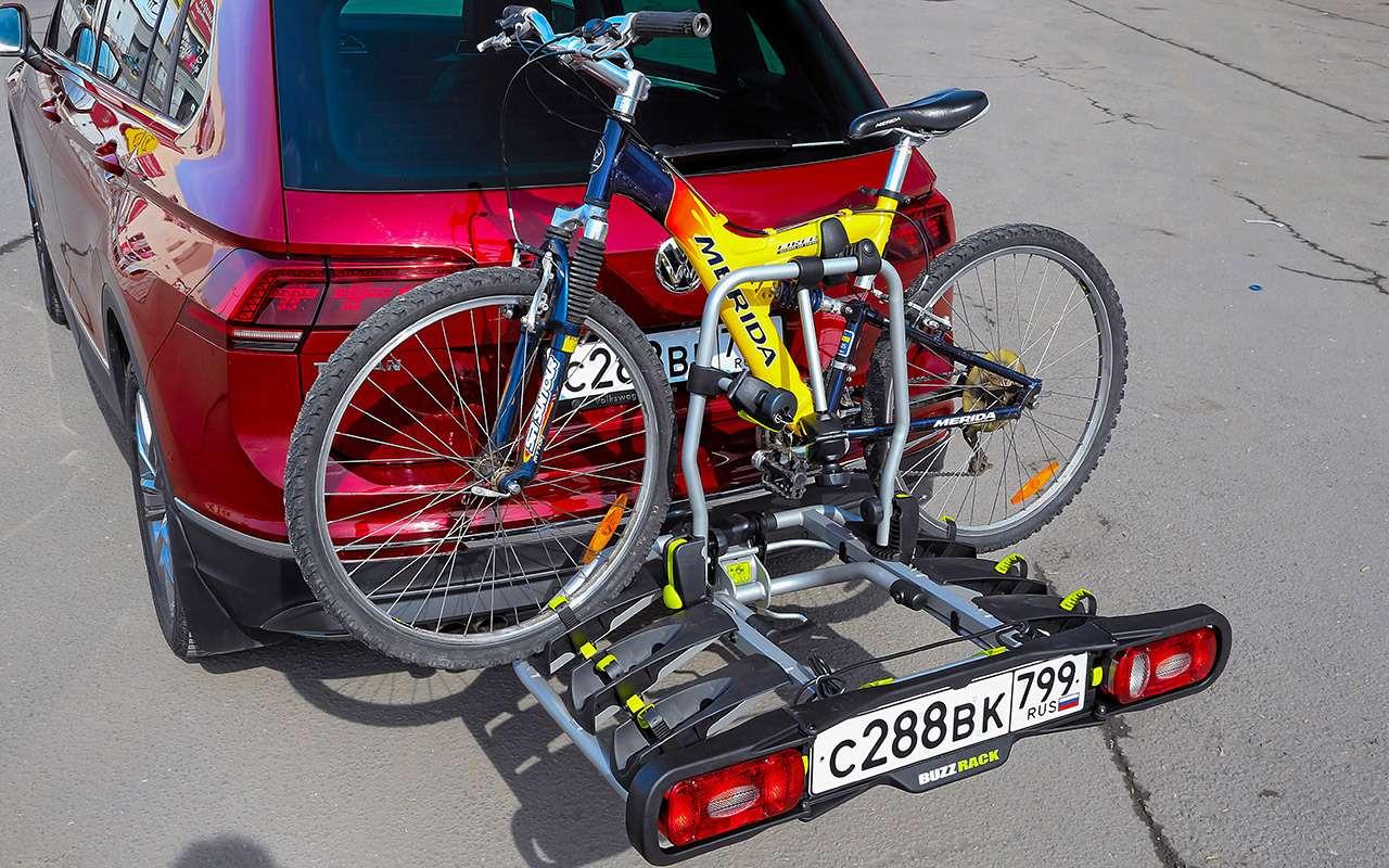 Какой велобагажник лучше?— фото 867881