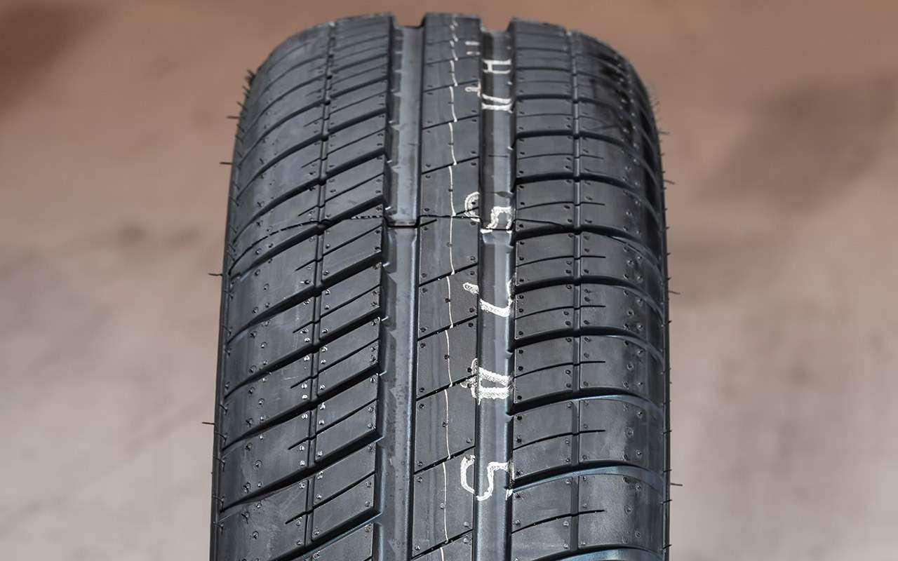 Летние шины длягольф-класса— большой тест «Зарулем»— фото 1232338