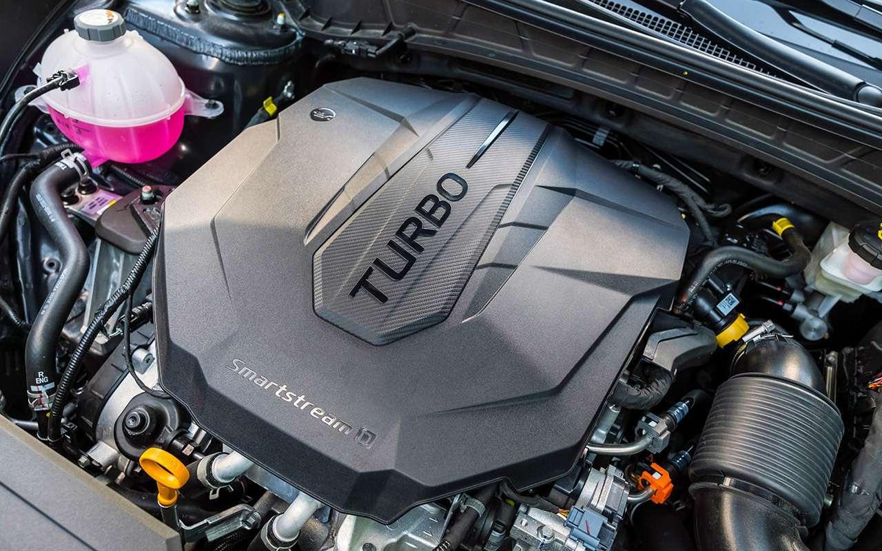 Новый Hyundai Tucson: выбрали оптимальную версию (из25!)— фото 1269653