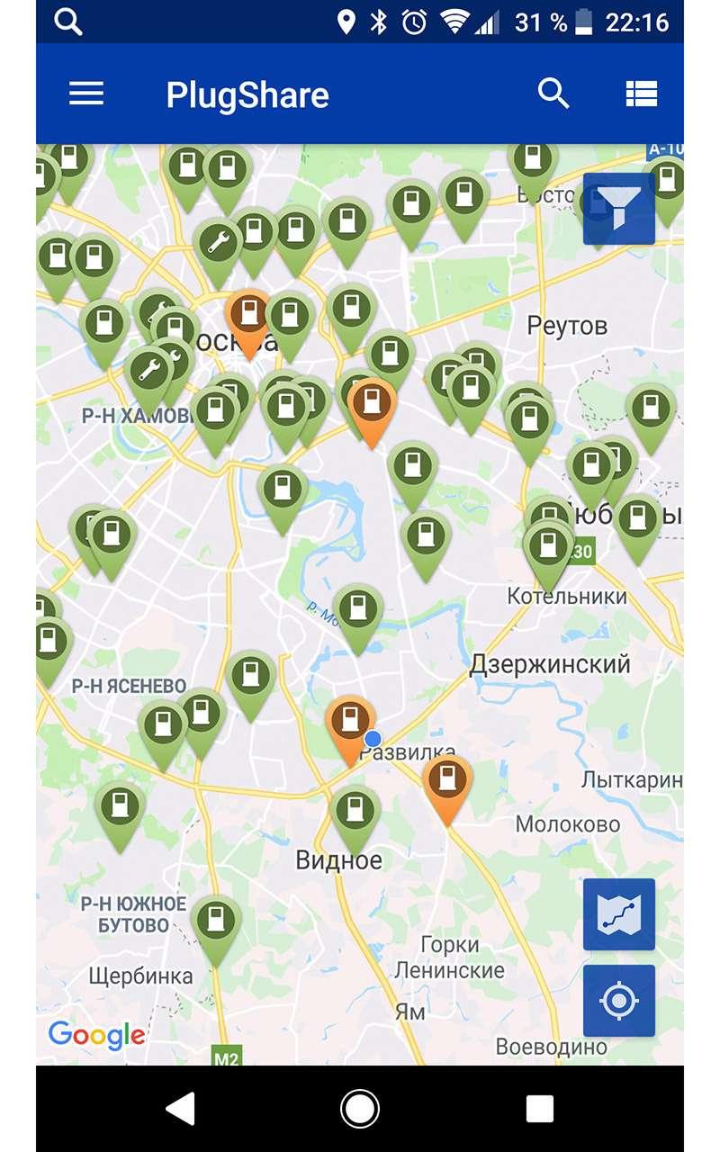 ИзПетербурга вМоскву наэлектромобиле: дешевле, нонамного дольше— фото 961051