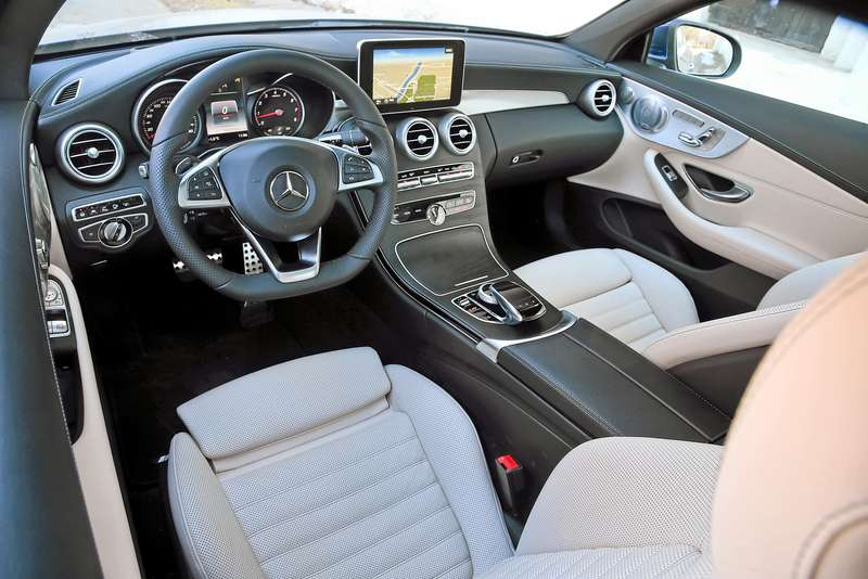 Mercedes-Benz C 300 Coupe