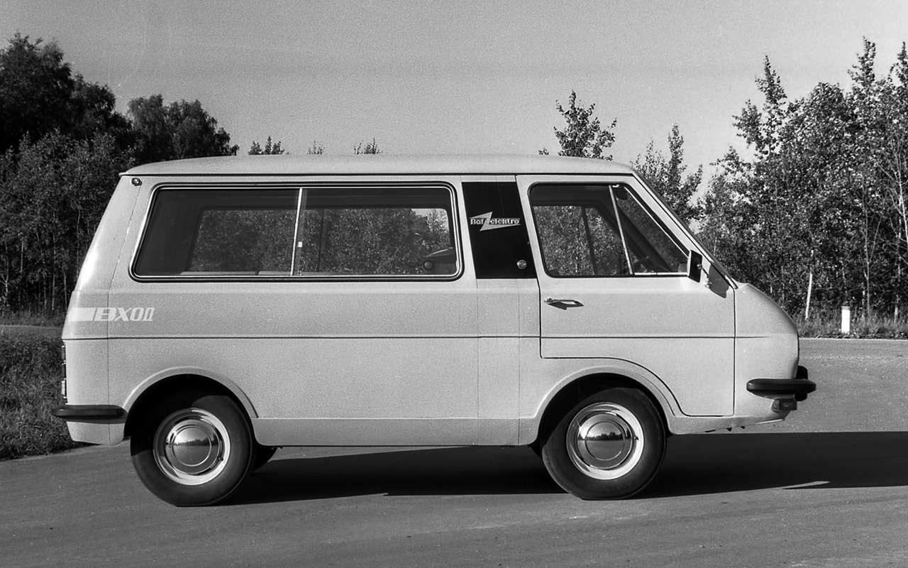 Тотсамый «рафик»: полная история главного микроавтобуса СССР— фото 1218809