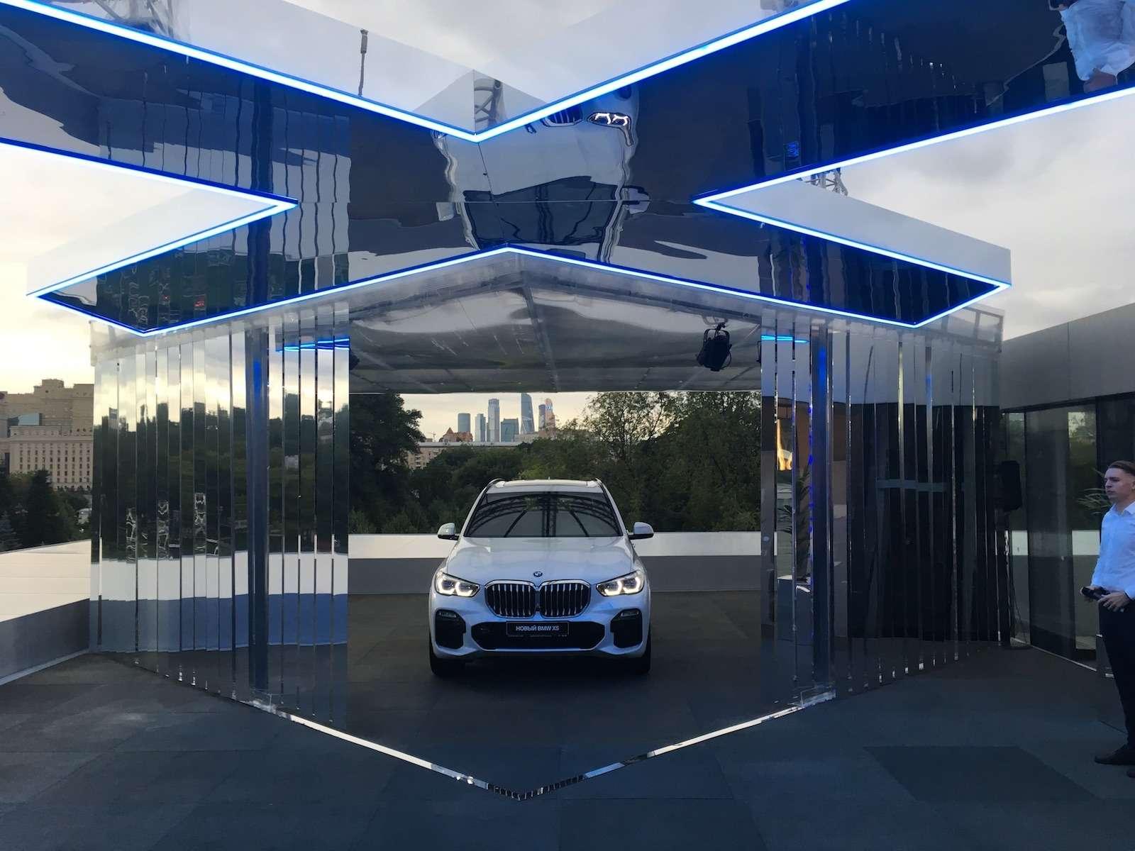 Абсолютно новый BMW X5всплыл вМоскве. Задолго доофициальной премьеры!— фото 889839