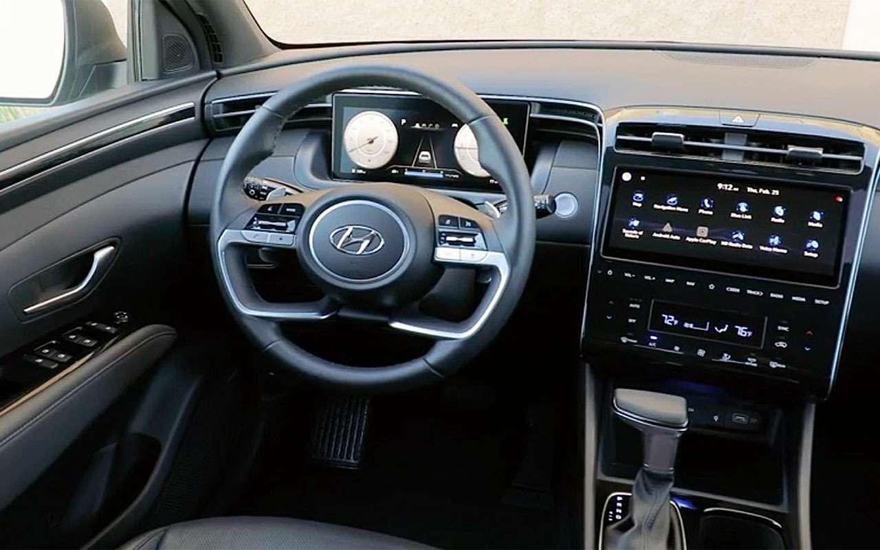 Новый Hyundai Santa Cruz— появились первые обзоры— фото 1269114