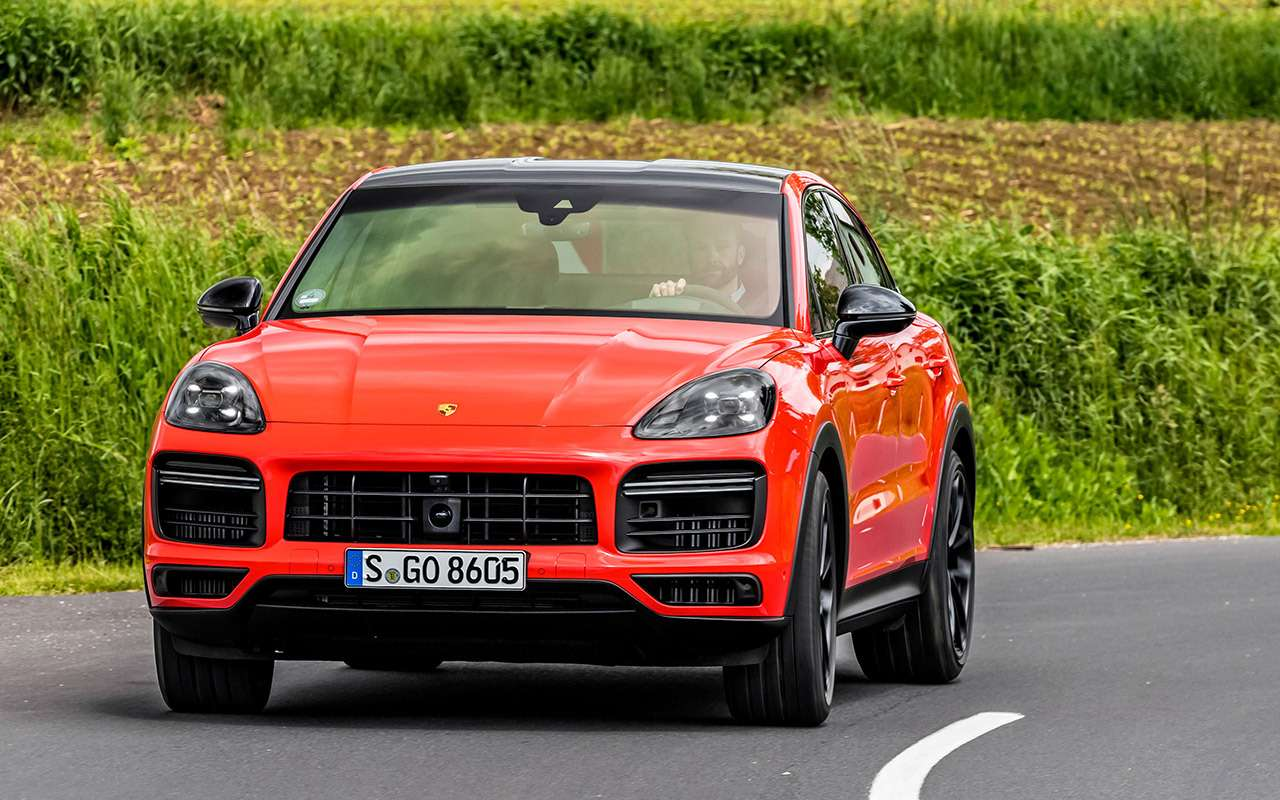 Самый дорогой Porsche Cayenne— тест-драйв «Зарулем»— фото 985036