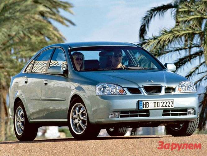 daewoo nubira 2003 40mm