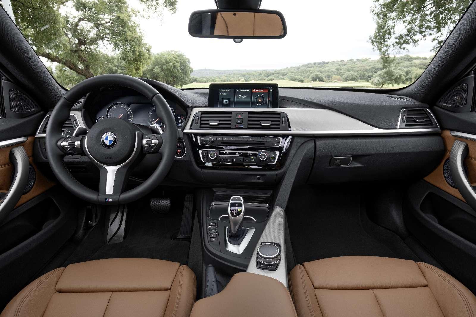 Светодиоды ижесткость: BMW обновила семейство 4-й серии— фото 694070