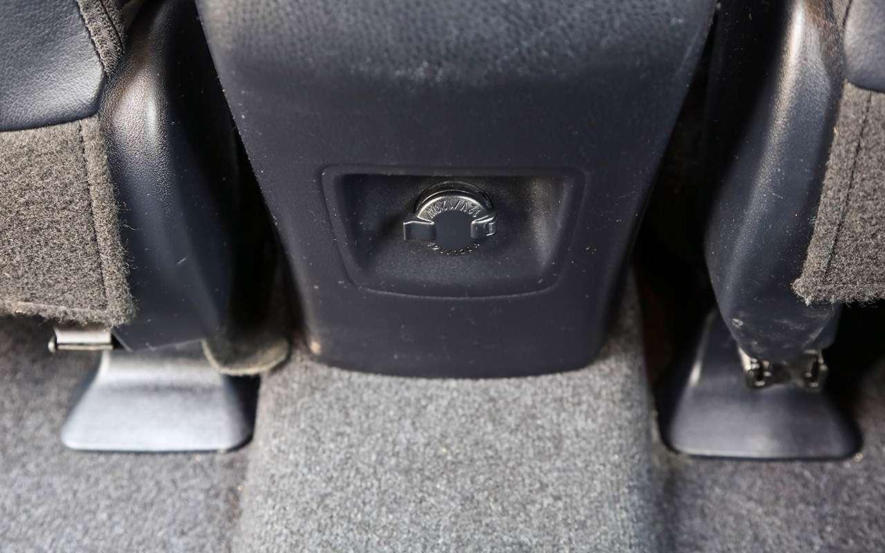 Большой тест-драйв японских кроссоверов— CX-5, CR-V, Outlander, RAV4— фото 791175