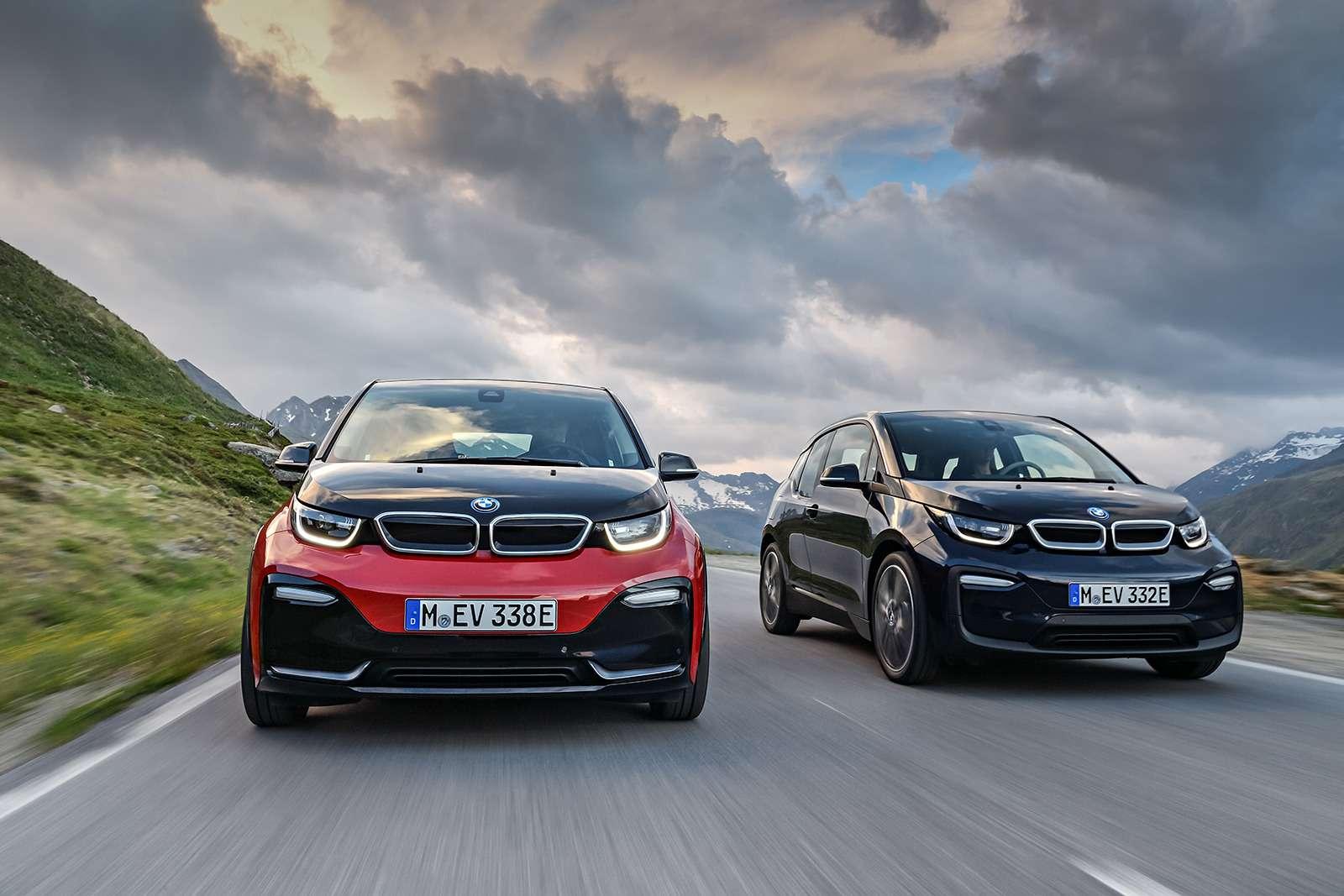 BMWрассекретила обновленный i3. Ночто жеизменилось?— фото 788822