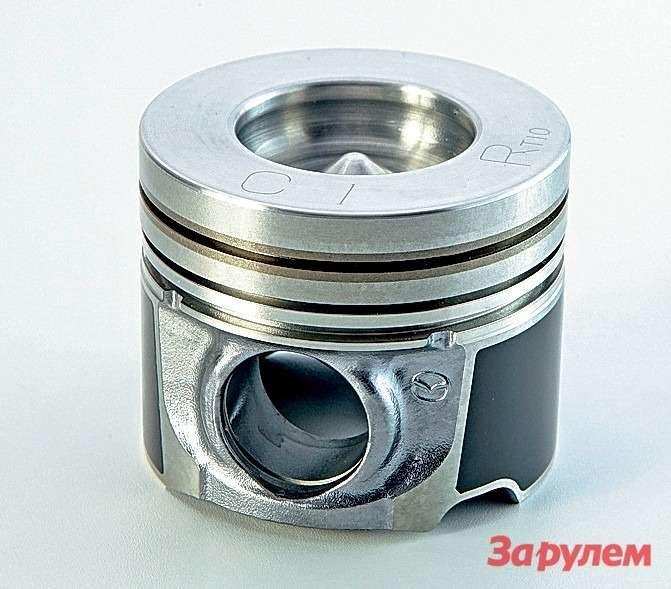 Поршень двигателя MZR-CD