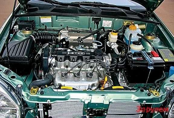 Нароссийский рынок официально поставляют только машины украинской сборки с1,5- литровым мотором. «Ланос» смоторами 1,5и 1,6л собирают также вПольше напредприятии Daewoo-FSO, ас1,4л— воВьетнаме (подХаноем), вфилиале GM-DAT.