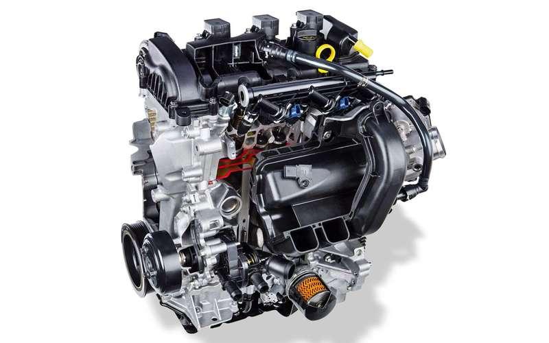 Обновленный Ford EcoSport: три цилиндра, автомат иполный привод