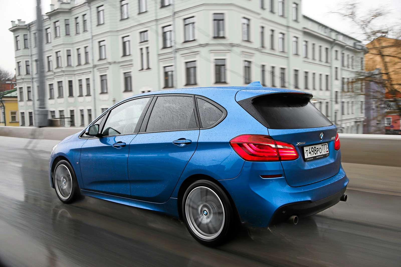 BMW225i xDrive Active Tourer