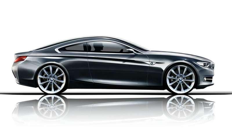 Новая «шестерка» BMW: только купе иничего более