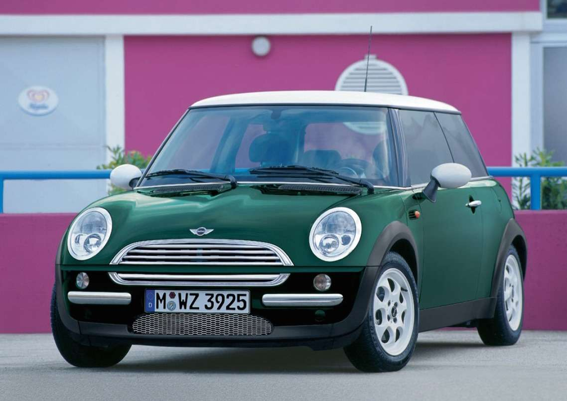 Mini Cooper first generation