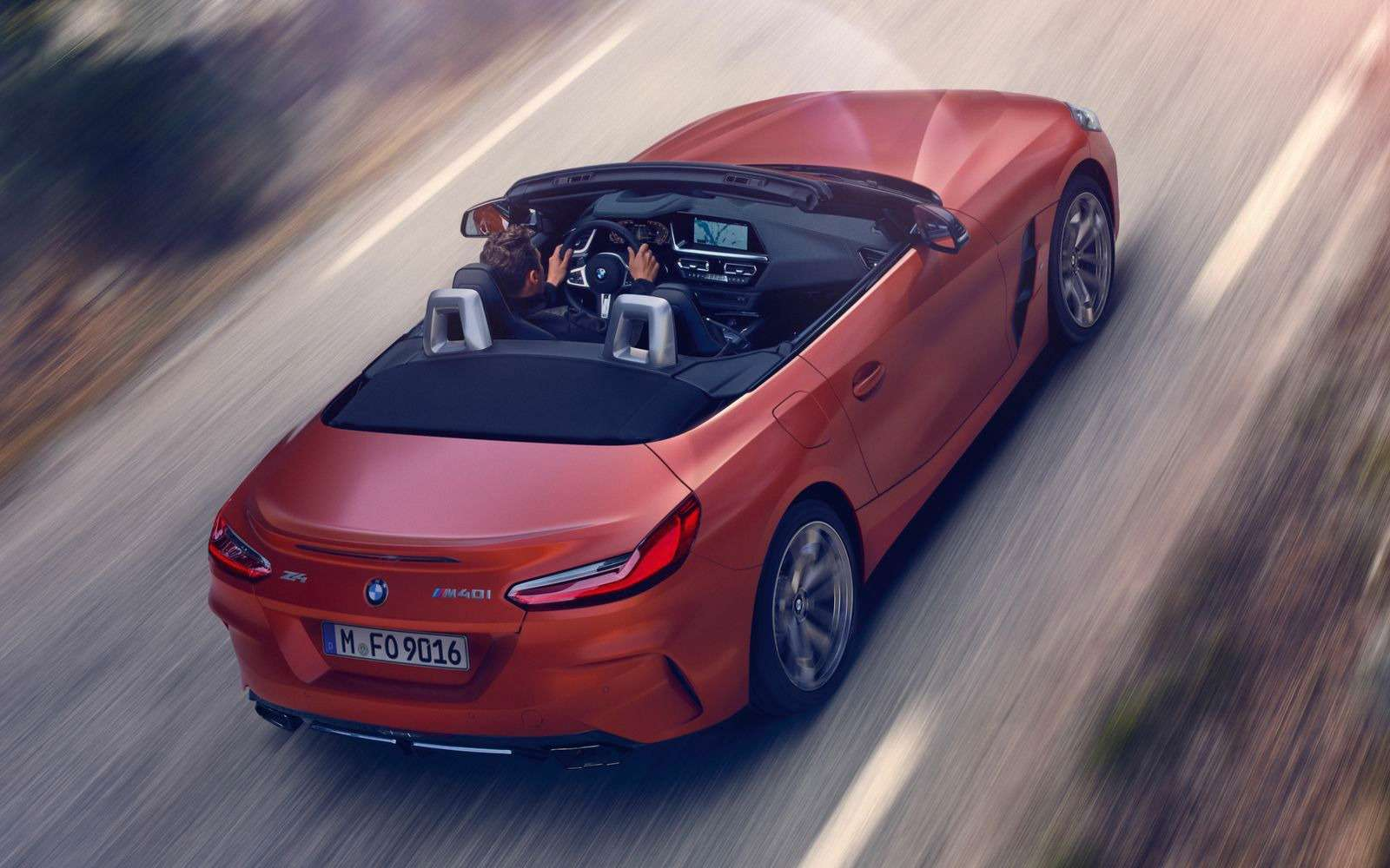 Новый родстер BMW Z4представлен официально— фото 898539