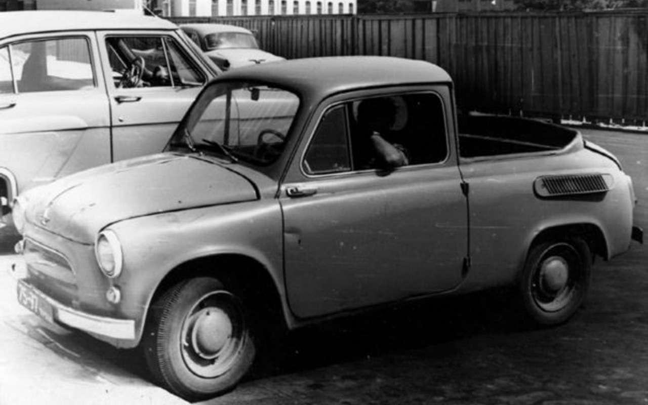 Недляпродажи: 15уникальных отечественных автомобилей— фото 947360