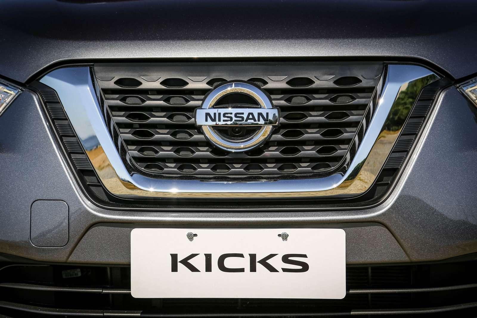 Олимпийский пинок: Nissan Kicks готовится покорять Бразилию— фото 612343