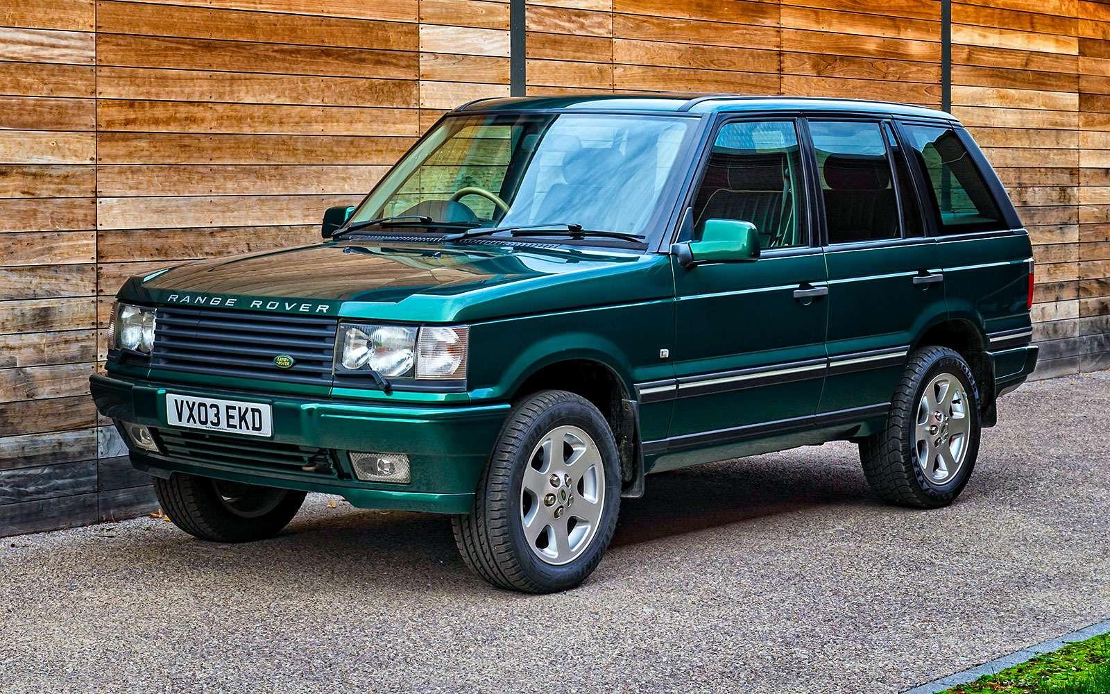 История Land Rover вкартинках: жить полной жизнью— фото 620647