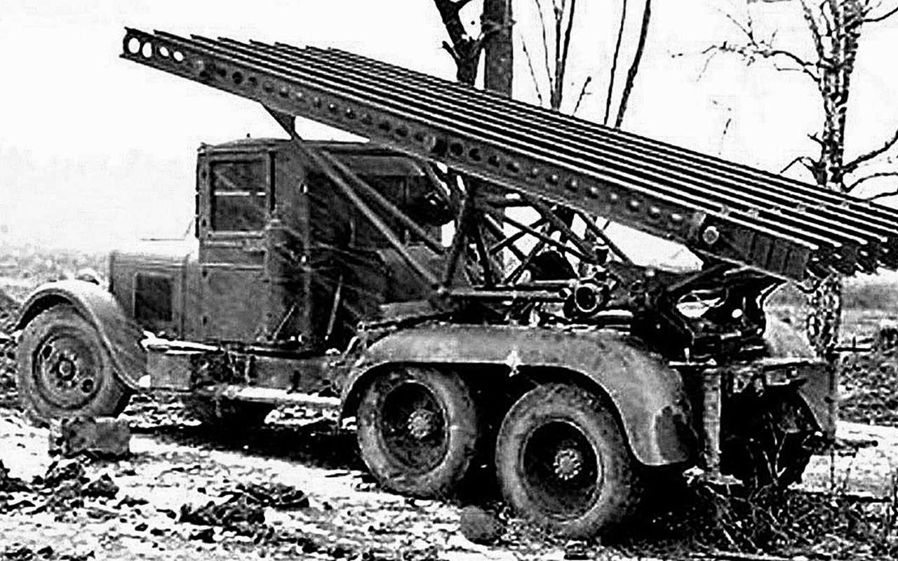 Машины Победы: ретротест настоящих фронтовых грузовиков— фото 1121582