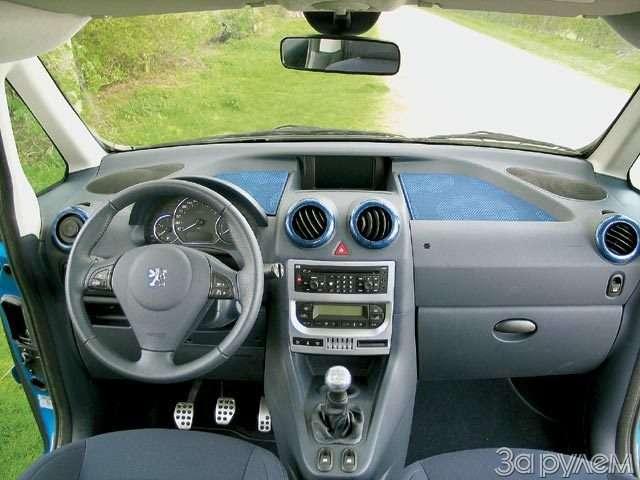 Peugeot 1007. Сезам открылся— фото 56413