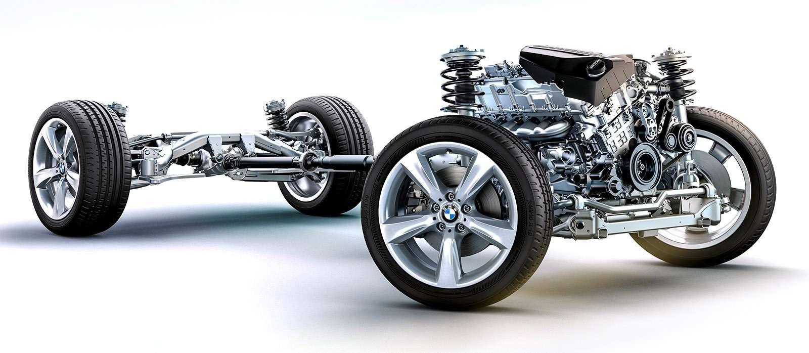 BMWX3второго поколения— список возможных проблем— фото 771813