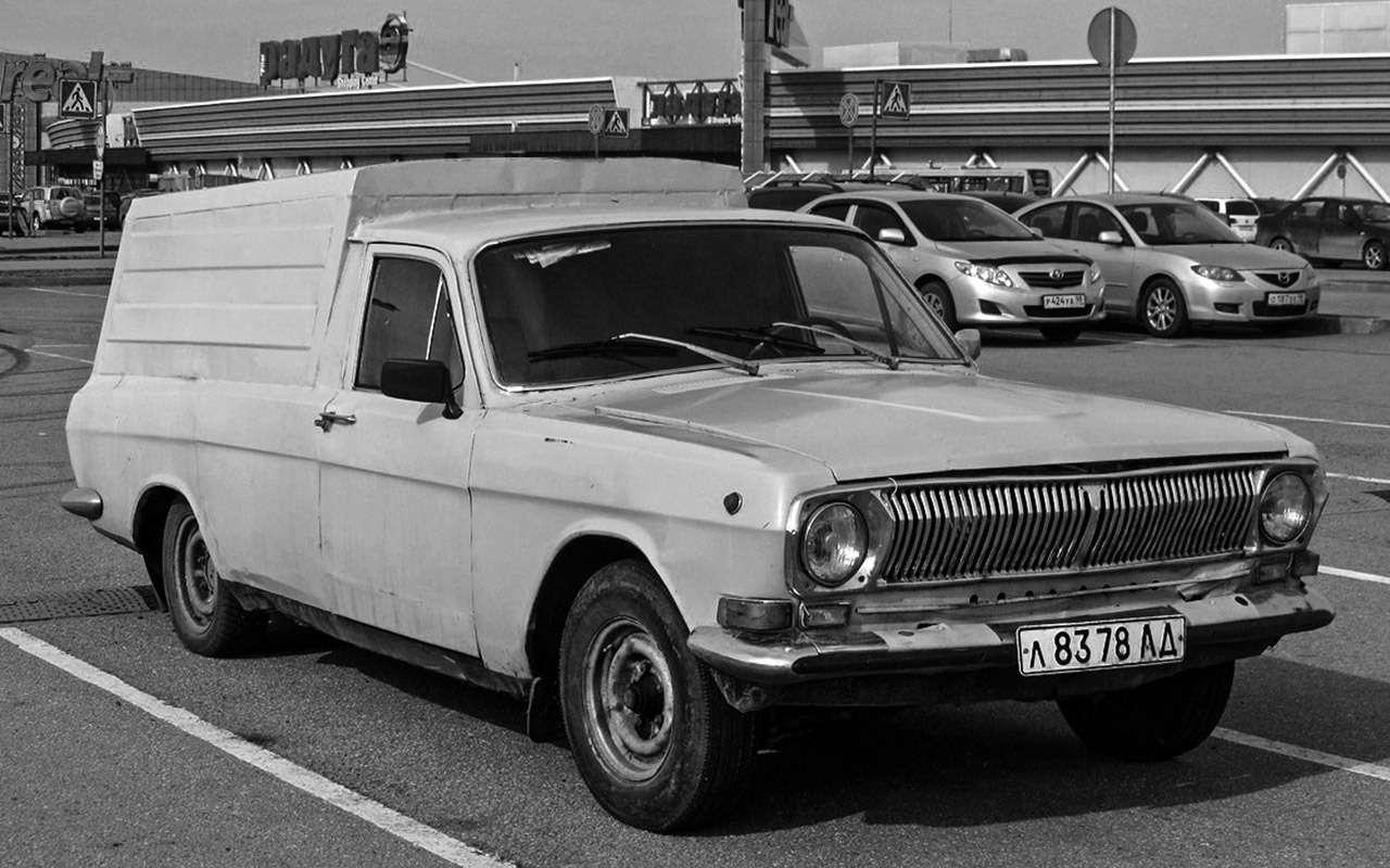 Гибрид УАЗа сГАЗом идругие малоизвестные серийные автомобили СССР— фото 933355