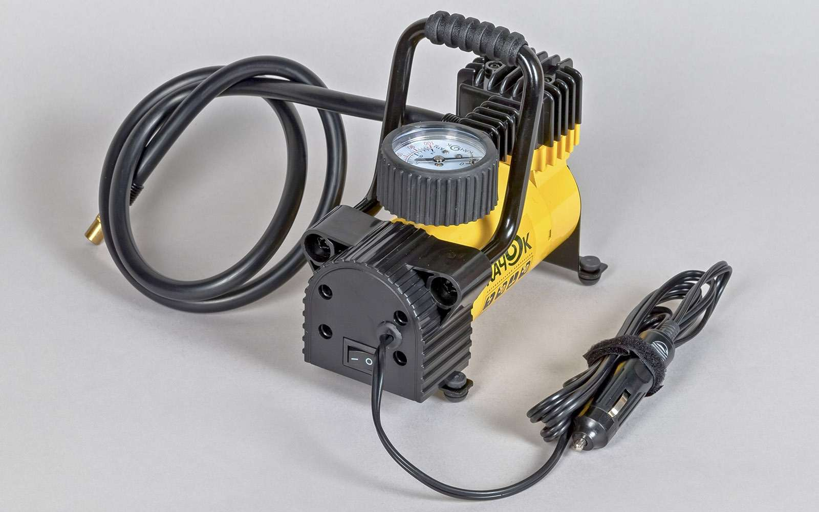 Тест бюджетных шинных компрессоров: неправильные пчелы— фото 708491