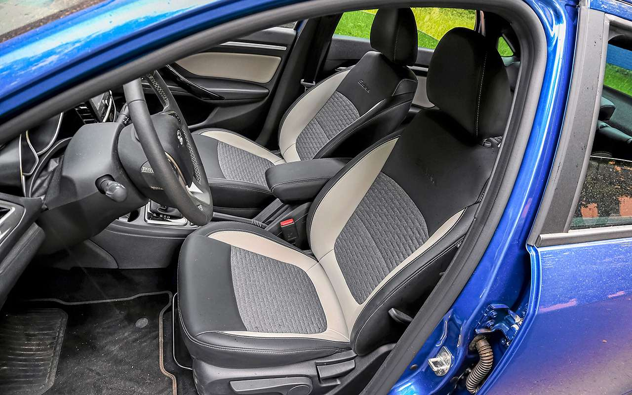 Chevrolet Cobalt иЛада Веста— большой тест— фото 1224477