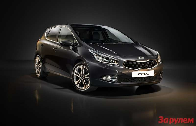 All-new cee'd (front)