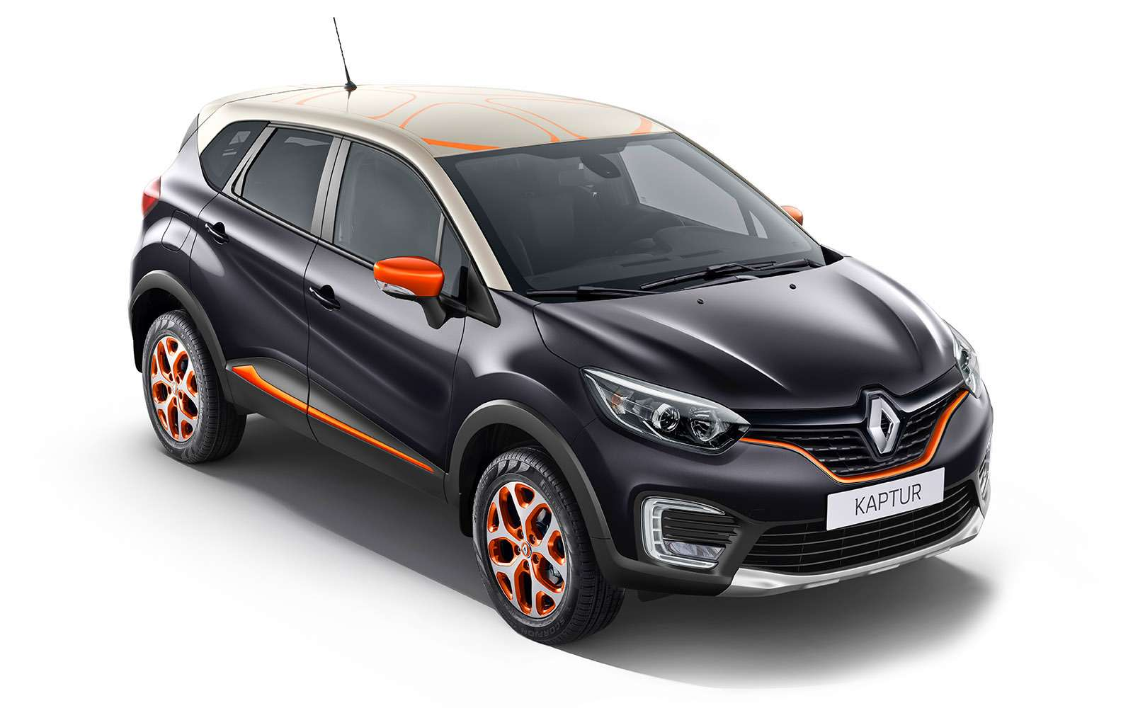 Тест Renault Kaptur CVT: проверка навариативность— фото 645095