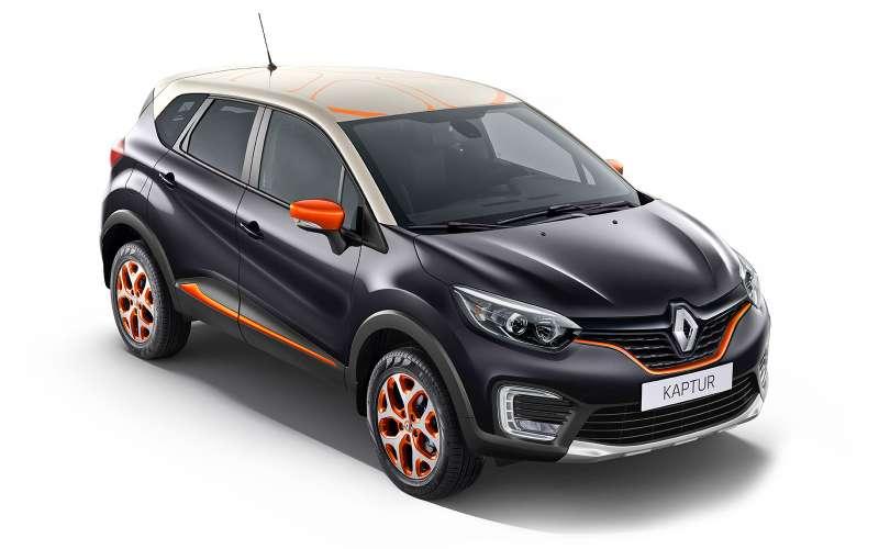 Тест Renault Kaptur CVT: проверка навариативность