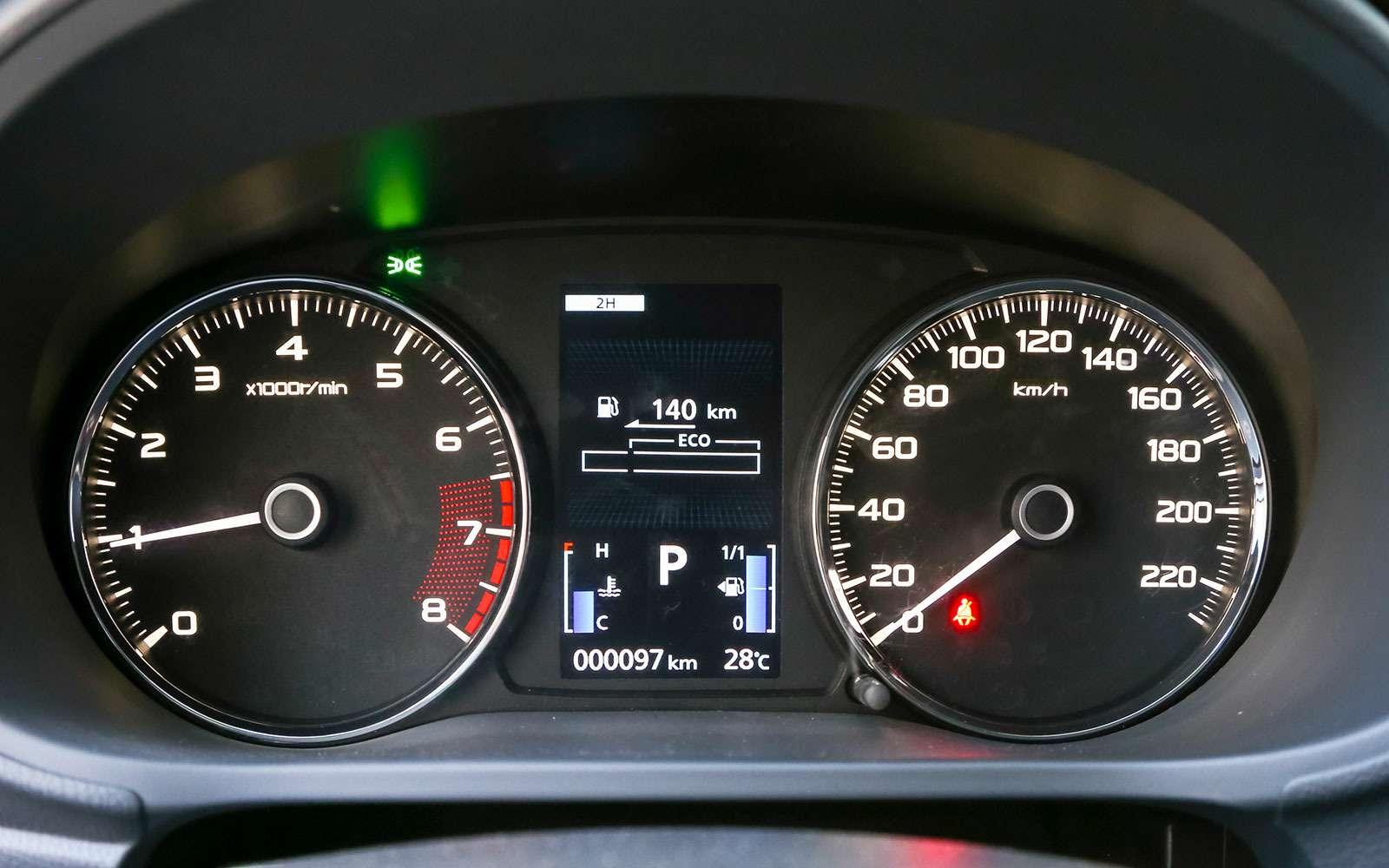 Новый Mitsubishi Pajero Sport против старого: другая лига— фото 626568
