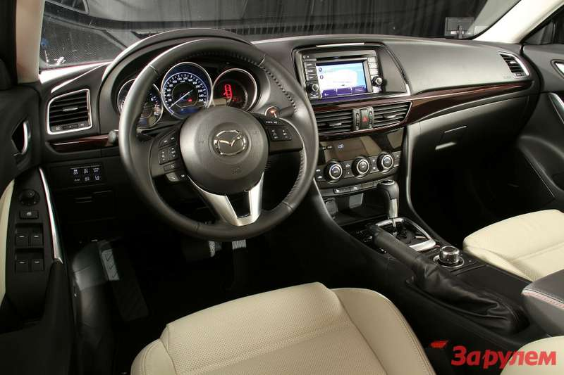 ММАС-2012. Mazda 6