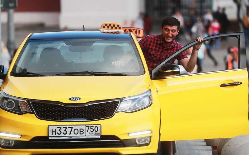 Таксистов заставят работать меньше. Спомощью ГЛОНАСС
