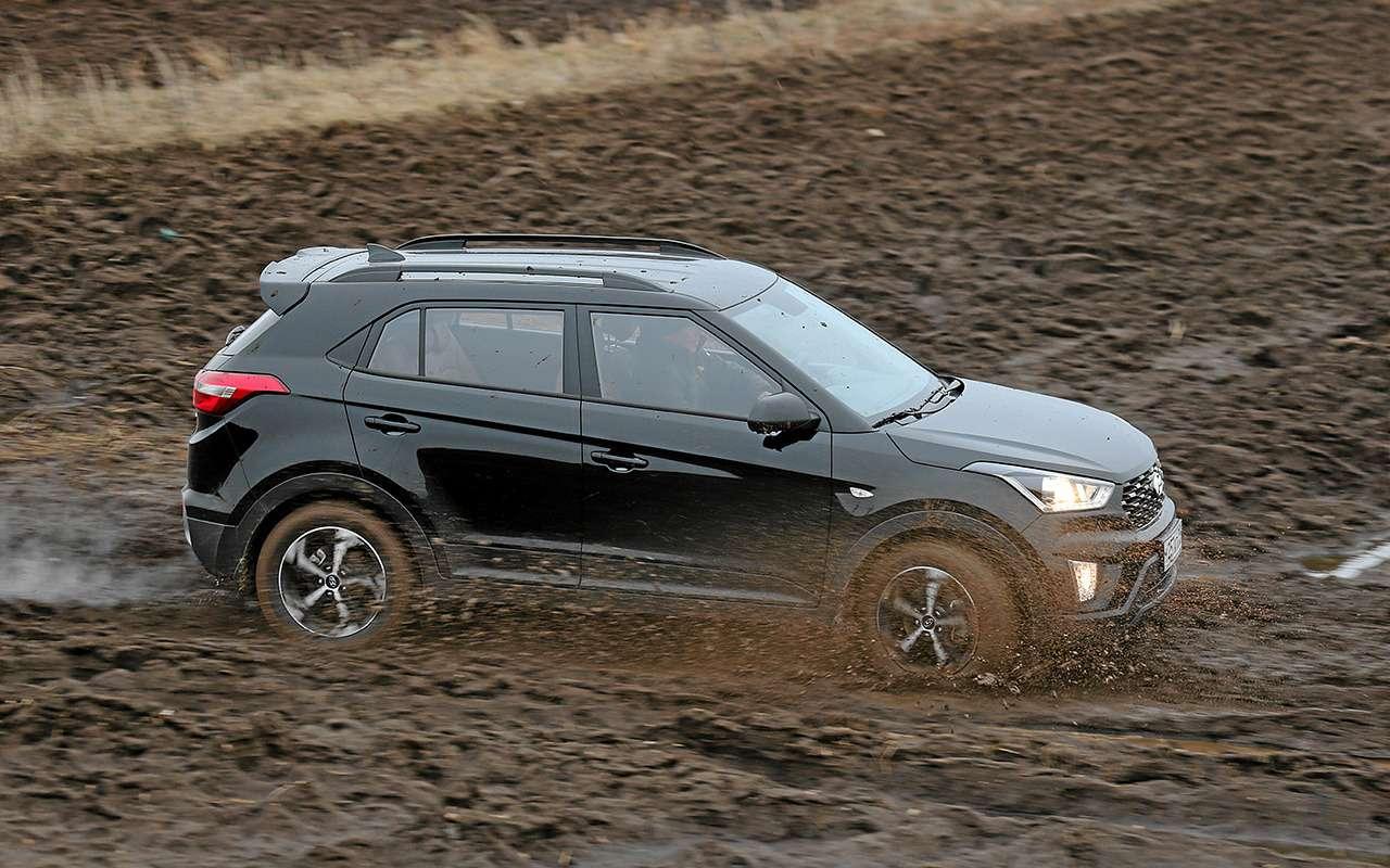 Hyundai Creta насемейном тест-драйве: подходит всем (носмаленькими оговорками)— фото 1244861