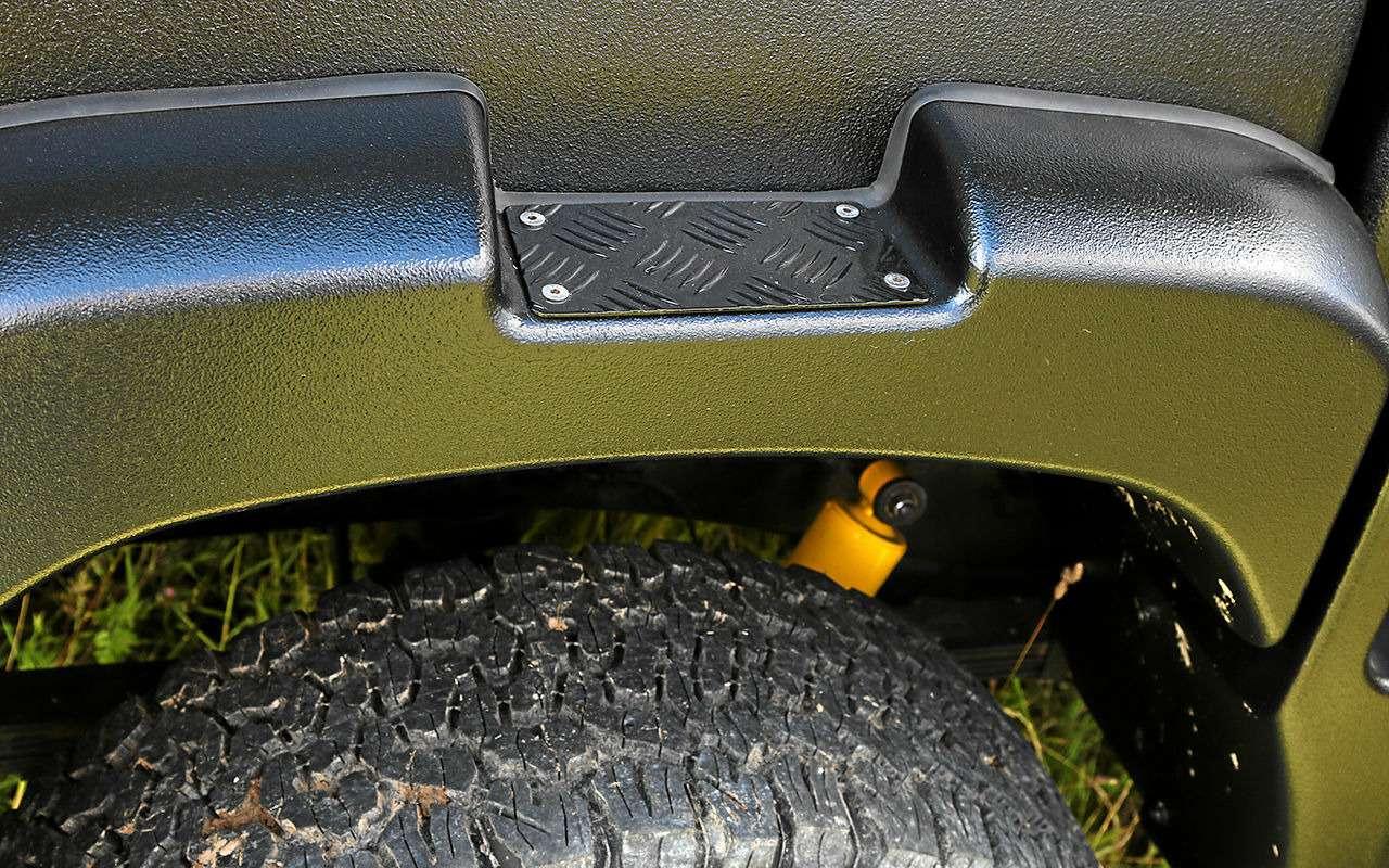 Автодом набазе пикапа УАЗ— подробный обзор— фото 1159479