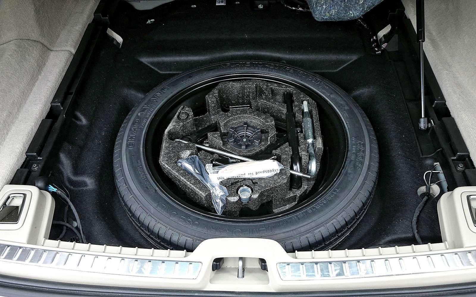 Тест-драйв Volvo V90 Cross Country— хорошо, нодорого— фото 764628