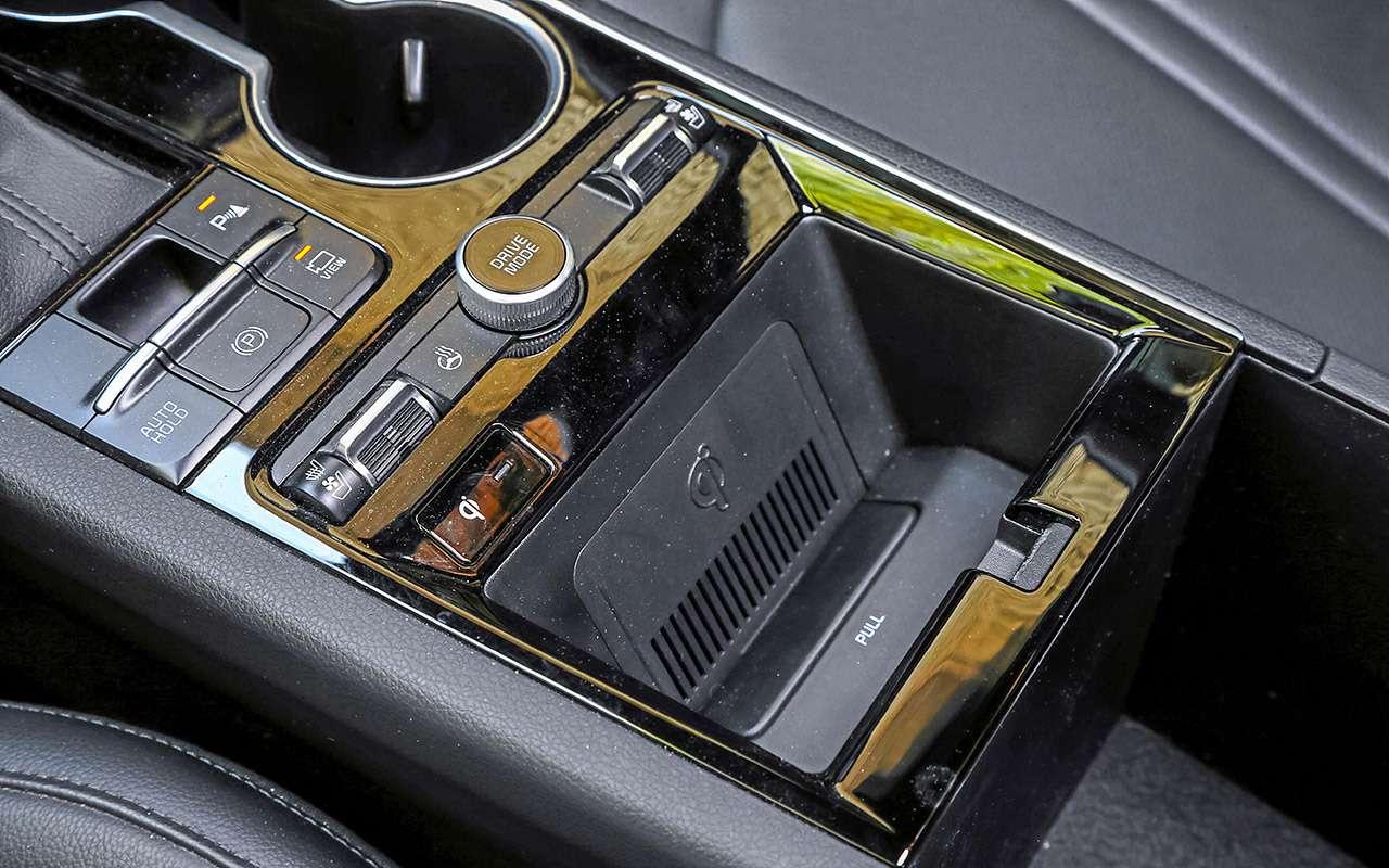 Toyota Camry, Kia K5, VWPassat— большой тест-сравнение— фото 1262482