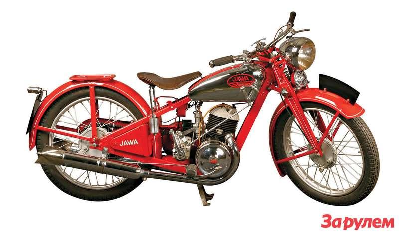 Jawa 250 Special
