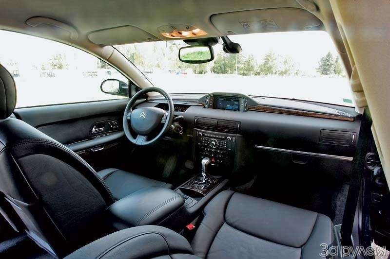 Тест Citroen C6, Honda Legend, Volvo S80, Mercedes-Benz E.НАЧЕМ ПОЕХАТЬ ВРИГУ?— фото 68746
