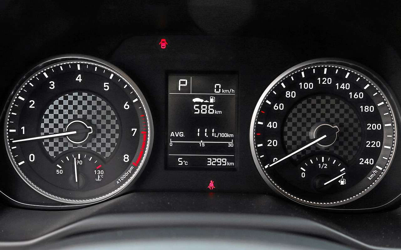 Новые Corolla иElantra плюс С4: большой тест седанов С‑класса— фото 970537