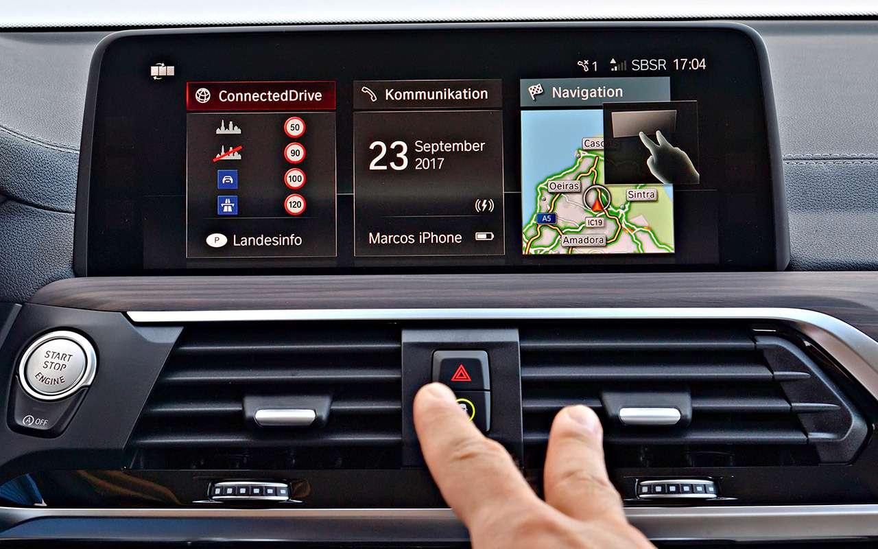 Новый BMW X3— тест первого кроссовера наплатформе CLAR— фото 826096