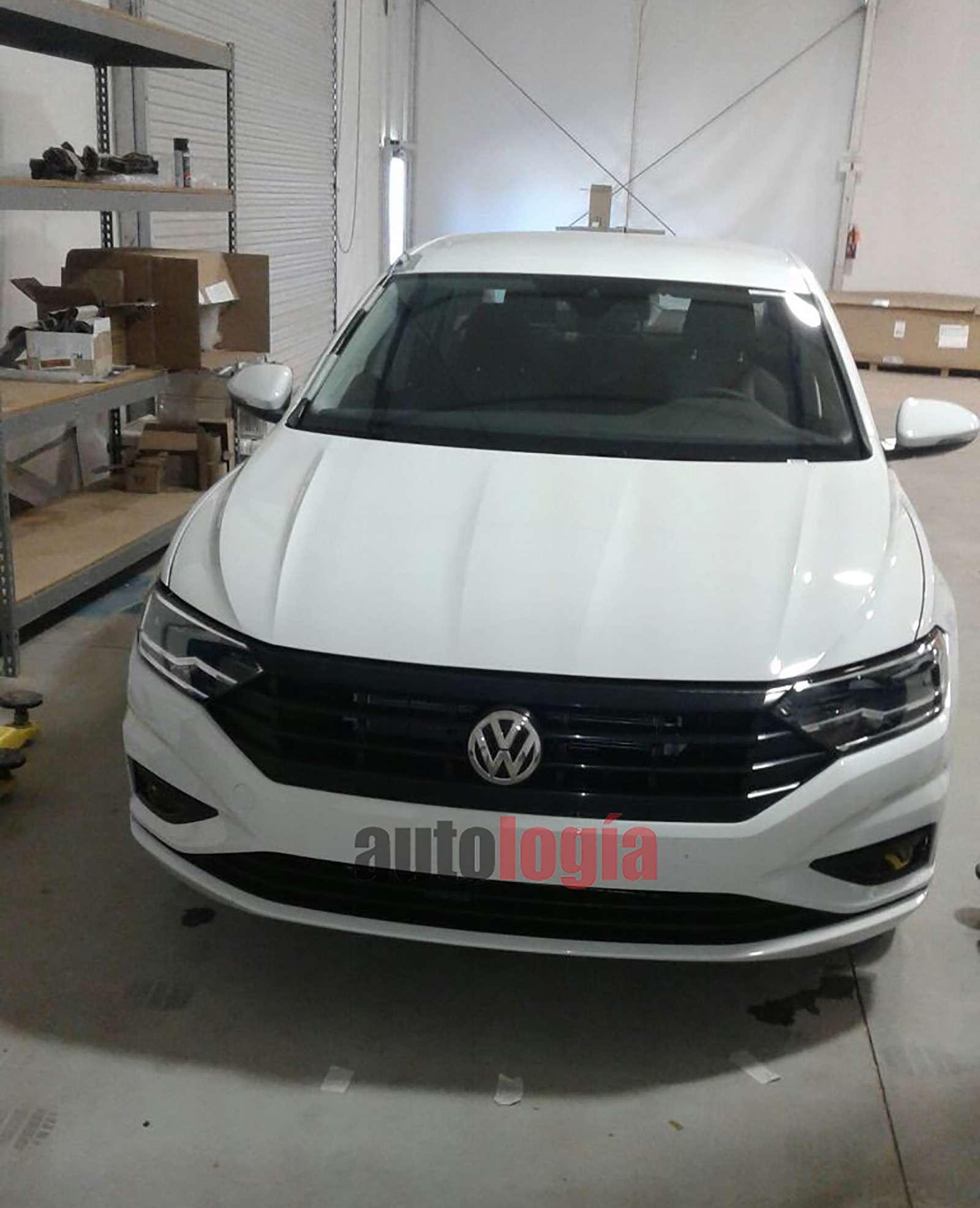 Новый Volkswagen Jetta: первое официальное фото— фото 806386