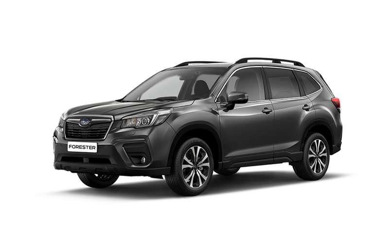 Subaru Forester нового модельного года— уже вРоссии