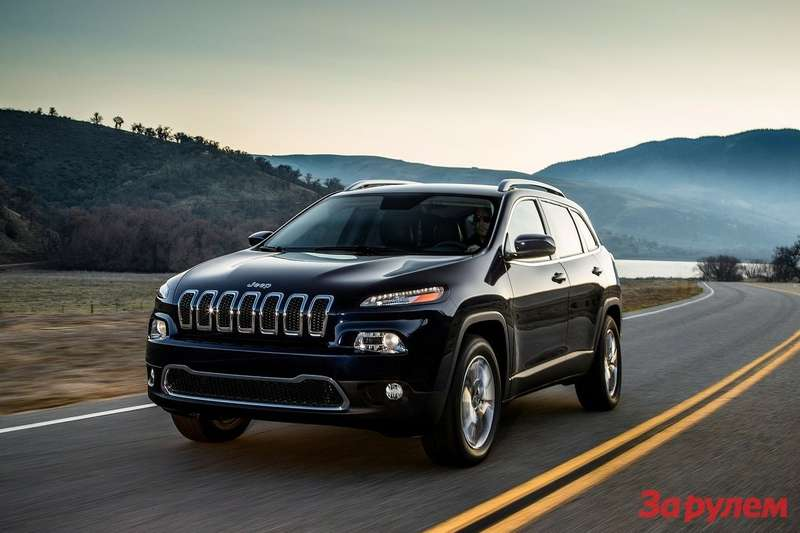 Jeep Cherokee 2014 1600x1200 wallpaper 02